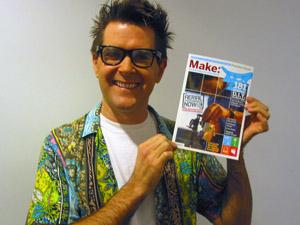 Mark Frauenfelder - not my photo
