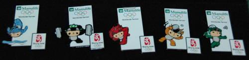 Manulife Pins